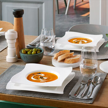 NewWave Dinner Set