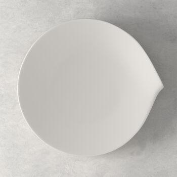 Flow dinner plate 28 x 27 cm
