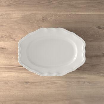 Manoir oval plate 37 cm