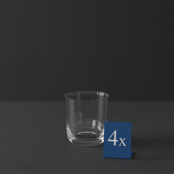La Divina whisky glass, 4 pieces