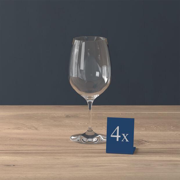 Entrée red wine glass, 4 pieces, , large