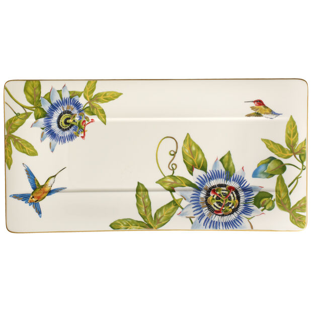 Amazonia serving plate 44 x 23 cm, , large