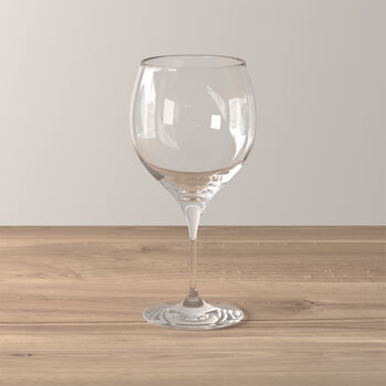 Maxima red wine goblet