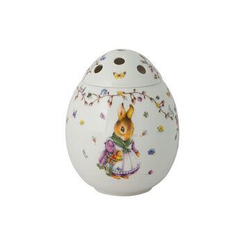 Spring Fantasy egg-shaped vase Emma and Paul, 21 cm, multicoloured