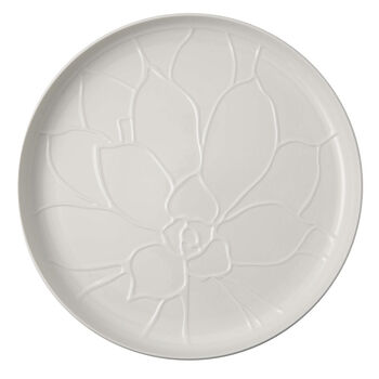 it's my home tray Socculent, 34 cm, white