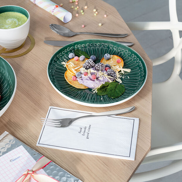 it's my match Green plate Blossom, , large