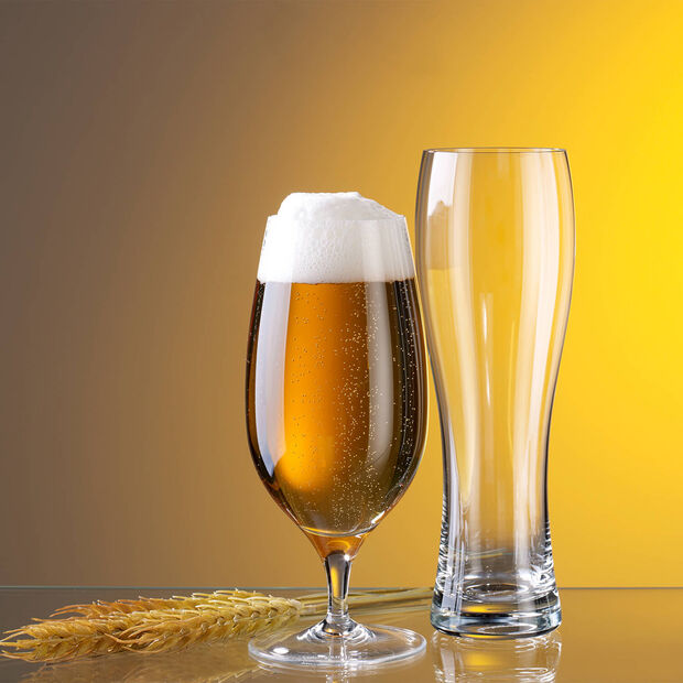 Purismo Beer Beer glass Set of 4 175mm, , large