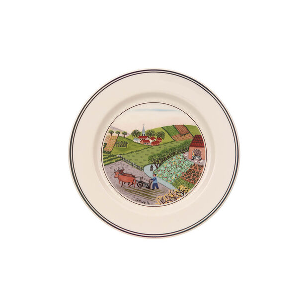 Design Naif Bread & butter plate Cultivation, , large
