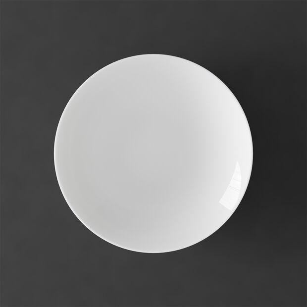 MetroChic blanc soup plate, 20 cm diameter, 5 cm deep, white, , large