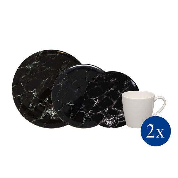 Marmory combination set Black, black, 8 pieces, , large