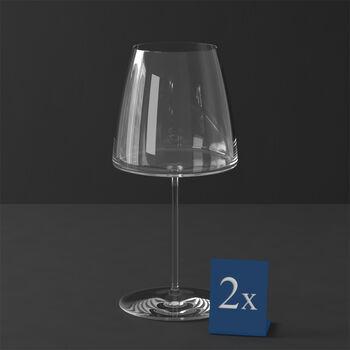 MetroChic red wine glass, 2 pieces, 830 ml