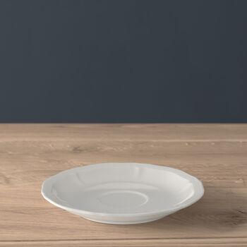 Manoir tea cup saucer