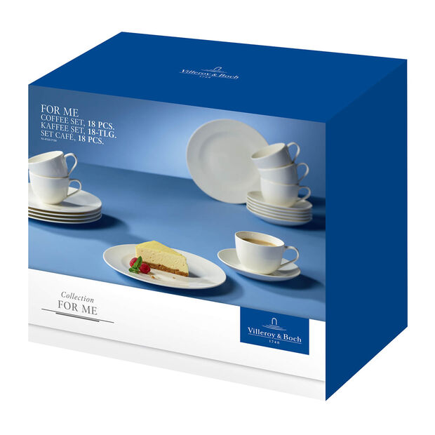For Me coffee set 18 pieces, , large
