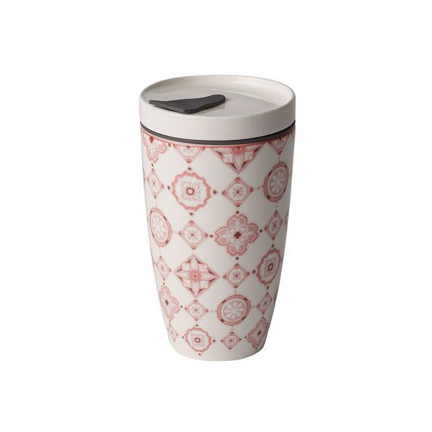 Modern Dining To Go Rosé travel coffee mug, , large