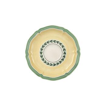 French Garden Fleurence tea cup saucer