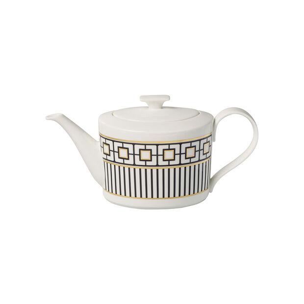 MetroChic Gifts Teapot small 21x9x10,5cm, , large