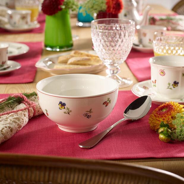 Petite Fleur muesli bowl, , large