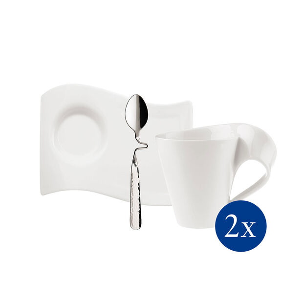 NewWave Caffè mug set, 6 pieces EC, , large