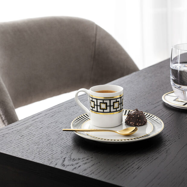 MetroChic Saucer espresso cup 14,5x14,5x1,5cm, , large