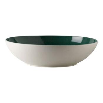 it's my match Green serving bowl Uni