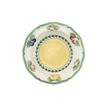 French Garden Fleurence salad dish