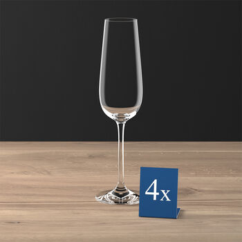 Purismo Specials Champagne Set of 4 250mm