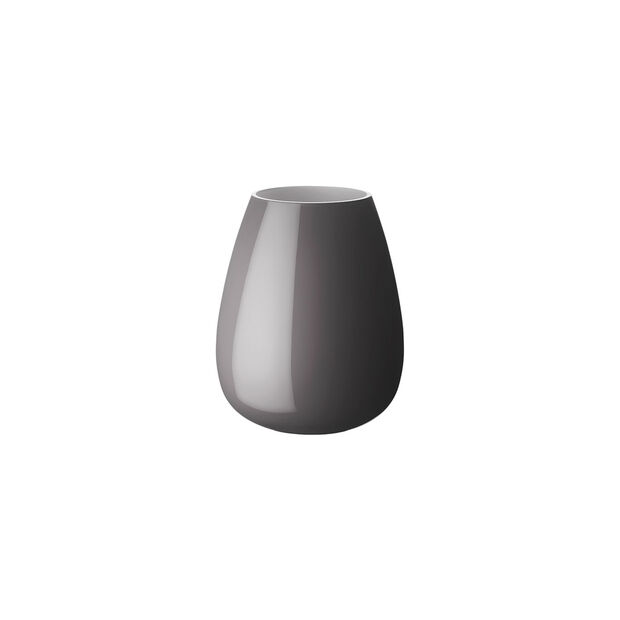 Drop small vase Pure Stone, , large