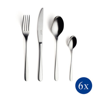 vivo   Villeroy & Boch Group New Fresh Basic Besteck Cutlery set, 24 pieces
