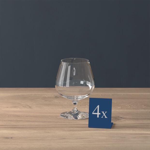 Entrée Brandy glass Set 4 pcs 132mm, , large