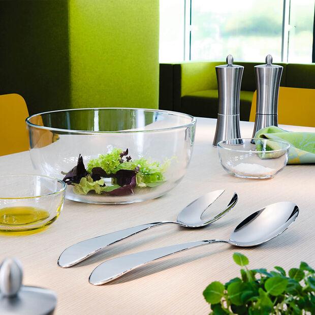 Sereno XXL salad serving set 2 pieces 297 mm, , large