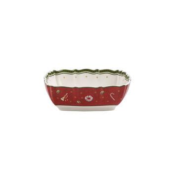 Toy's Delight square serving bowl 16 cm