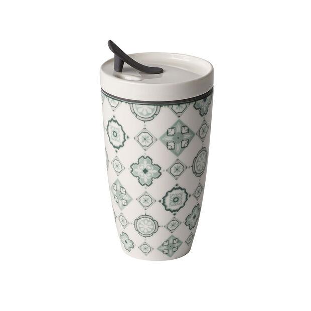 Modern Dining To Go Jade travel coffee mug, , large