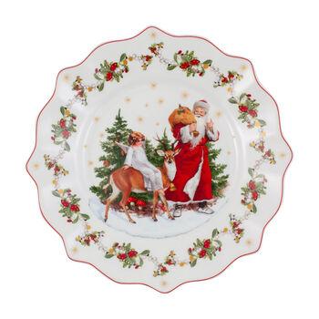 Annual Christmas Edition plate 2020, 24 x 24 cm