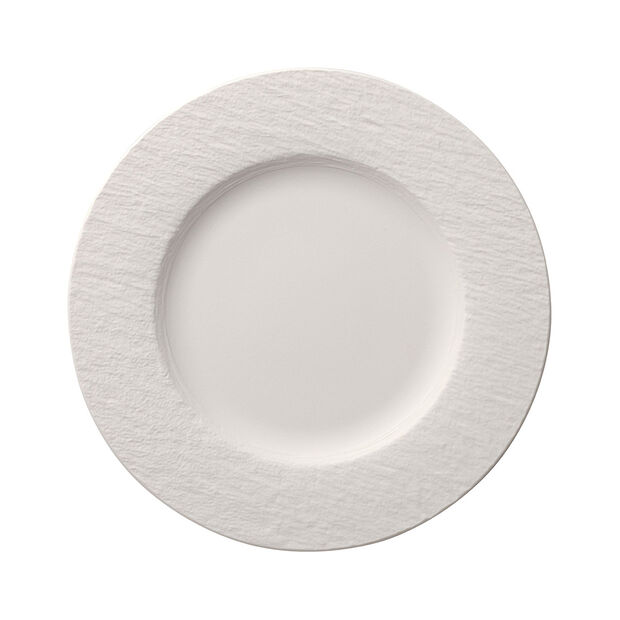 Manufacture Rock Blanc dinner plate, , large