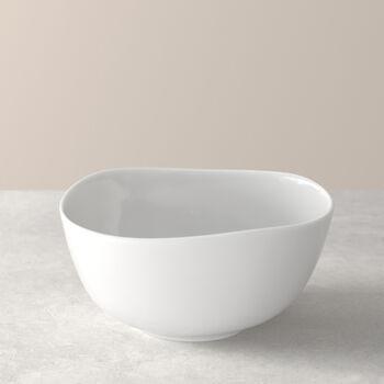 Organic White Bowl 15 x 15 x 7,5cm