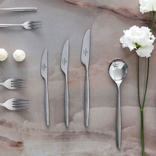 MetroChic Cutlery set 24pcs 42x27x5cm, , large