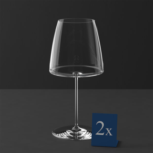 MetroChic red wine glass, 2 pieces, 830 ml, , large