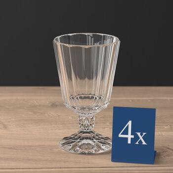 Opéra white wine goblet 4-piece set