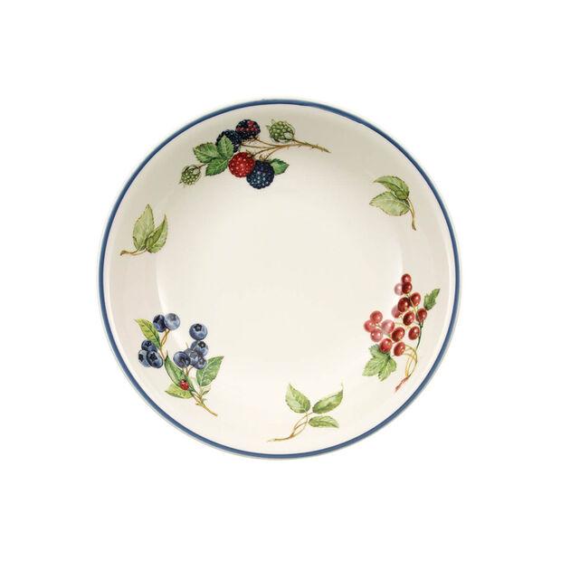 Cottage pasta plate/salad bowl, , large