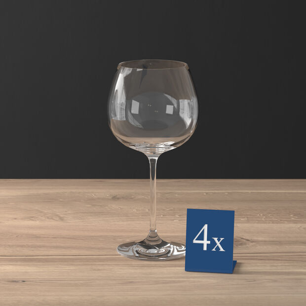 Purismo Wine Red wine goblet full-bodied Set of 4 208mm, , large