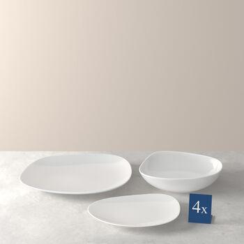 Organic White Starter set, 12 pieces