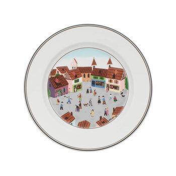 Design Naif dinner plate Hamlet