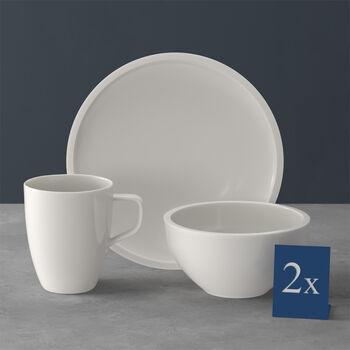 Artesano Original breakfast set 6 pieces EC