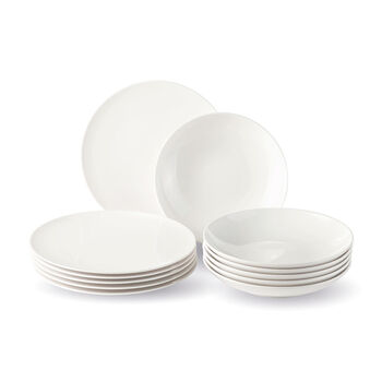 vivo | Villeroy & Boch Group New Fresh Basic dinner set 12 pieces EC