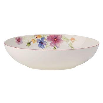 Mariefleur Basic oval serving bowl 32 cm