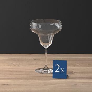 Purismo Bar margarita glass 2-piece set