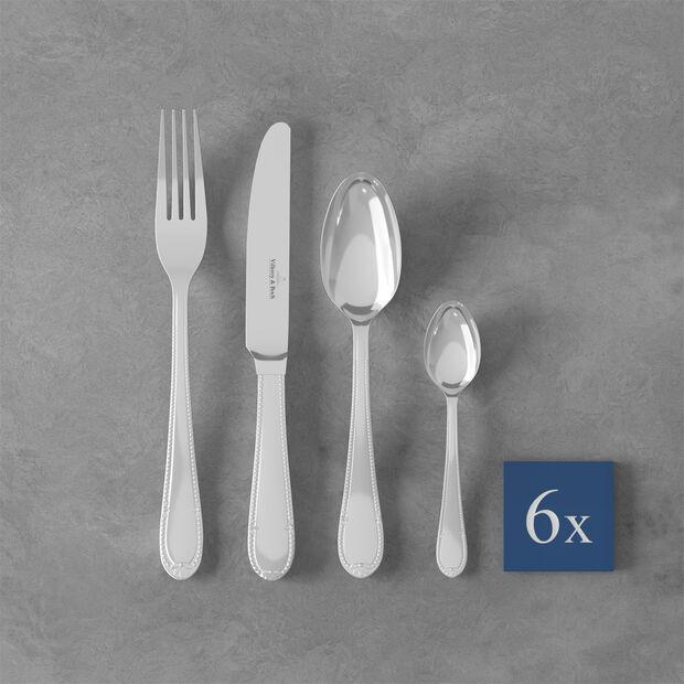 Mademoiselle Cutlery set 24pcs 44x28x5cm, , large