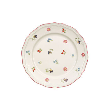 Petite Fleur breakfast plate