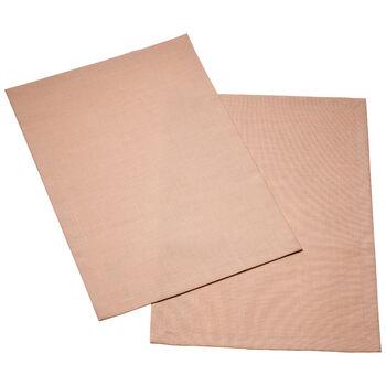 Textil Uni TREND Placemat rose peony Set 2 35x50cm