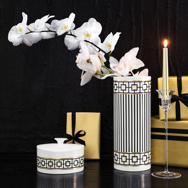 MetroChic Gifts Vase tall 13x13x30,5cm, , large